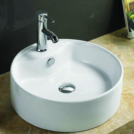 vasque ronde a poser