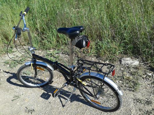 vélo pliant top bike