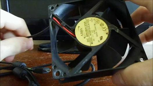 ventilateur pc 5v