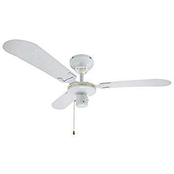 ventilateur plafond réversible été hiver