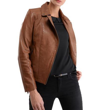 veste cuir femme naf naf