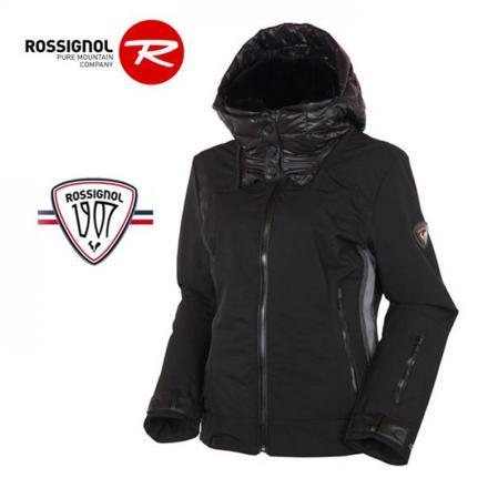 veste de ski noir