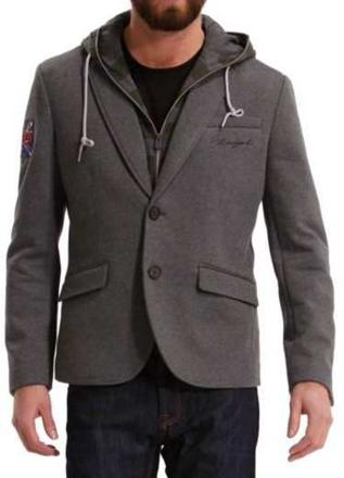 veste desigual homme