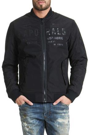 veste kaporal homme noir