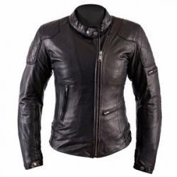 veste moto femme cuir