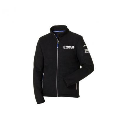veste yamaha noir