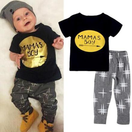 vetement naissance garcon fashion