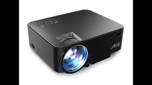videoprojecteur artlii