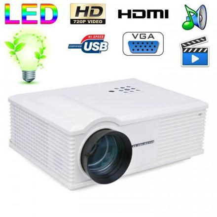 videoprojecteur led 3000 lumens