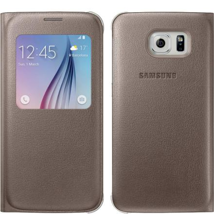 view cover samsung