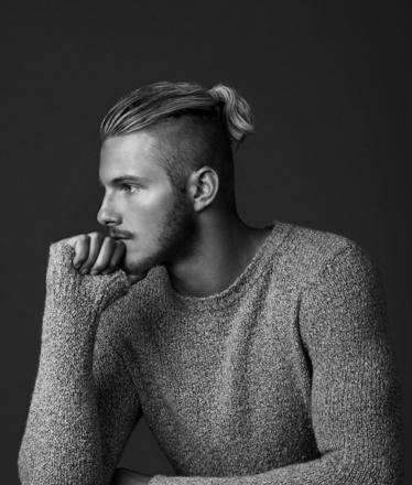 viking coupe de cheveux