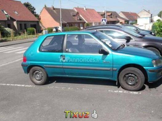 voiture 106