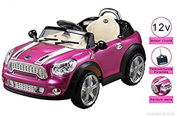 voiture electrique fille 12v