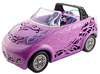 voiture monster high