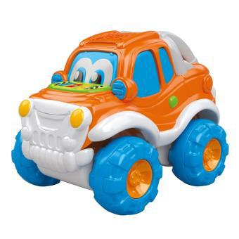 voiture radiocommandée bébé