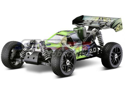 voiture rc en kit a monter