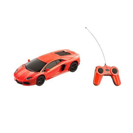 voiture télécommandée rouge