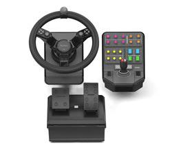 volant pc farming simulator