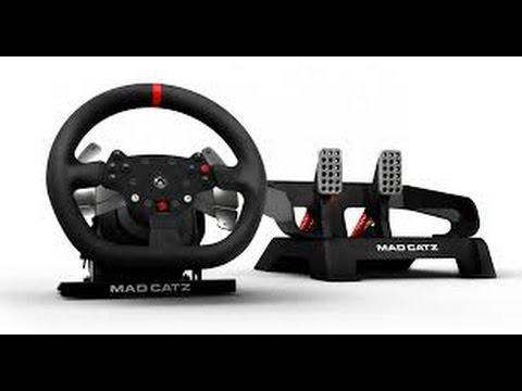 volant pro racing force xbox one