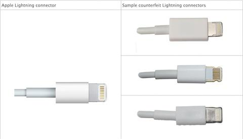 vrai chargeur iphone 5