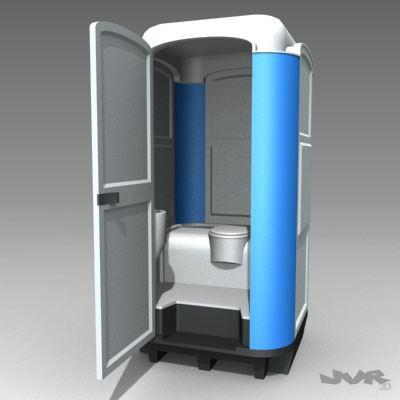wc portable