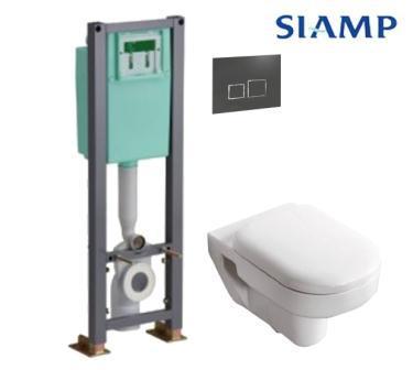 wc suspendu siamp