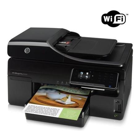 wifi imprimante hp