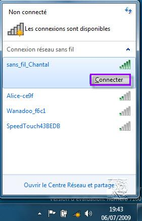 wifi indisponible windows 10