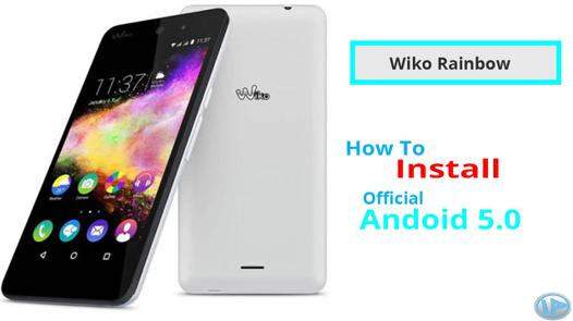 wiko android 5.0