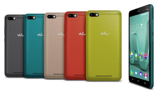 wiko lenny 3 couleur