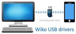 wiko usb pc