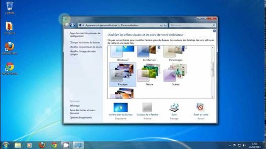 windows 7 bureau