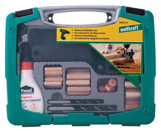 wolfcraft 4645000 coffret d'assemblage
