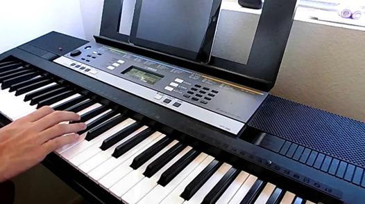 yamaha clavier numérique ypt-240