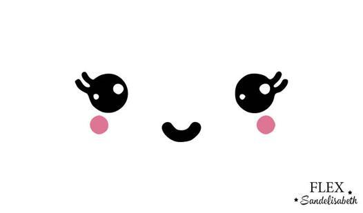 yeux kawaii