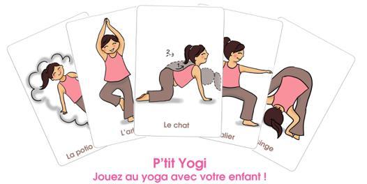 yoga avec les enfants