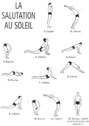 yoga comment faire