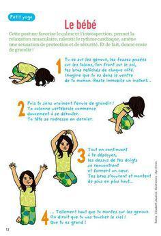 yoga pour les tout petit