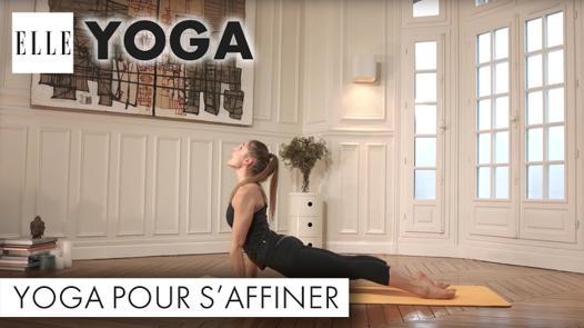 yoga pour s affiner